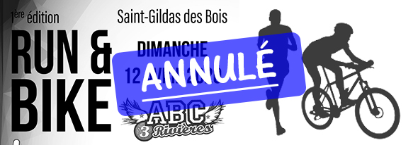Run and Bike 2020 Loire-Atlantique 44